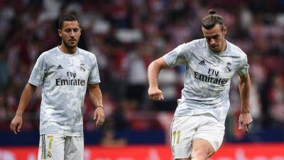 No Bale and Hazard for Madrid derby