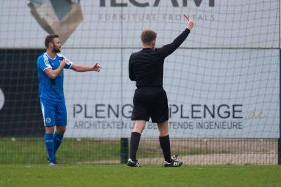 Referee banned for a year after he head-butt a goalkeeper