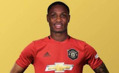 Odion Ighalo could be the new Eric Cantona for Man United