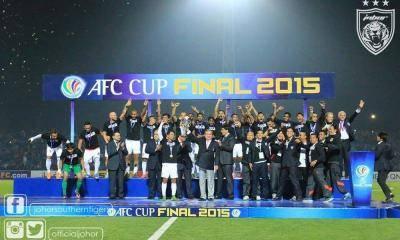 Undi JDT untuk anugerah Kelab Terbaik Piala AFC Sepanjang Dekad