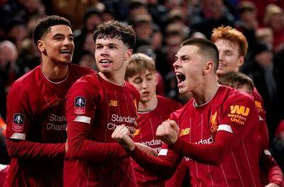FA Cup triumph: Its Liverpool's youngest ever starting line-up in history