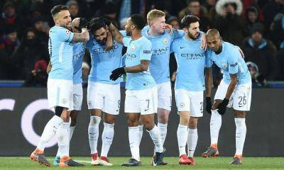 Man City is confident they will play Champions League next season