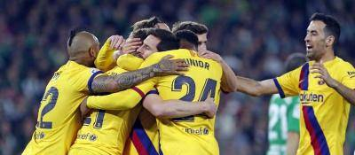 Top 4 La Liga teams will qualify Champions League even if season not finished
