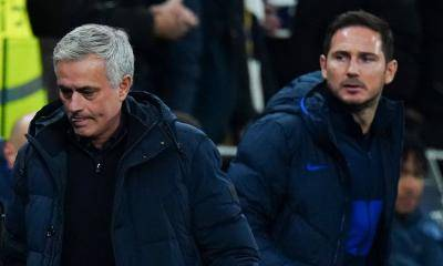 No way, Jose! Ungracious Mourinho stomps off without handshake after Chelsea loss.