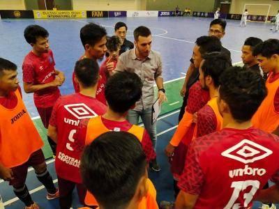 Futsal: Pengalaman berguna Pahang Rangers di Sultan Ahmad International Cup 2020