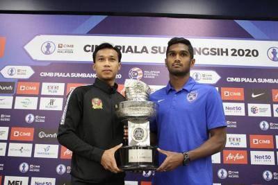 Piala Sumbangsih 2020: Baddrol Bakhtiar dan Hariss Harun bersemuka lagi