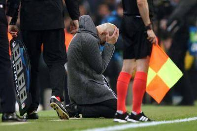 Pep Guardiola goes Zen after 2-0 loss to Spurs