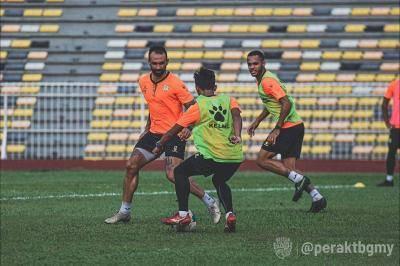 Perak: Mehmet Durakovic sasar top 3 Liga Super