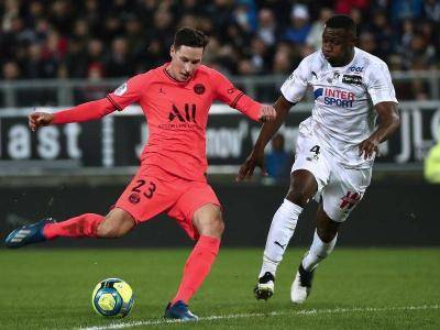 PSG embarassed by 4-4 draw against Amiens