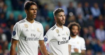 [VIDEO] Why Sergio Ramos and Raphael Varane a better pair than Virgil van Dijk and Joe Gomez
