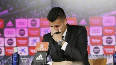 [VIDEO] A dream come true: Reinier cries as he became the new Real Madrid player