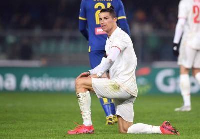 Juventus loses again, even though Cristiano Ronaldo scores