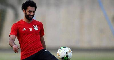 Mohamed Salah included in Tokyo Olympics 2020 team