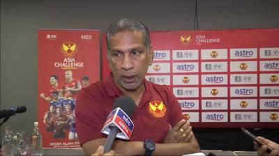 B. Sathianathan: Pertahanan Selangor lebih kuat daripada musim lepas