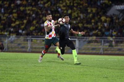 Mehmet Durakovic: Shahrel Fikri semakin tajam di depan gol