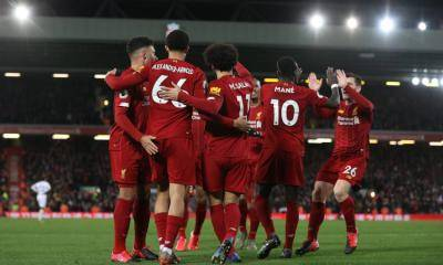 [VIDEO] Liverpool equals Man City record, and Jurgen Klopp cannot believe it