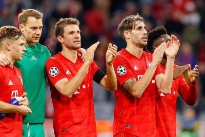 [VIDEO] Bayern Munich players take 20 per cent pay cut to save the club