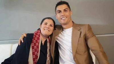 Cristiano Ronaldo relieve his mother is stable