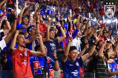 Perlawanan pertama Liga Malaysia 2020: Lebih 100,000 penonton hadir ke stadium