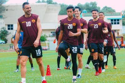 B. Sathiananthan gembira Selangor dapat beraksi di Stadium Nasional Bukit Jalil
