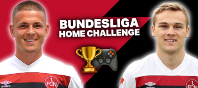 Watch Bundesliga Home Challenge kicks off on 28 March!