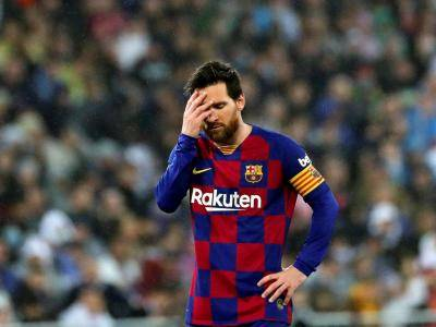 Infuriated and frustrated, Lionel Messi bares all as Barcelona lose title to Real Madrid