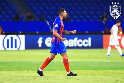 Gol Mauricio dinobat gol terbaik mingguan AFC Champions League