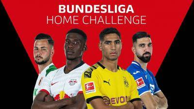 [VIDEO] Bundesliga introduces #wirbleibenzuhause campaign