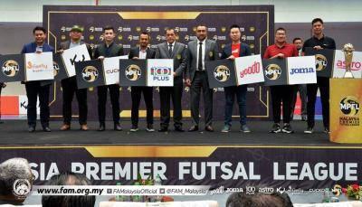 Futsal: MPFL mulakan saingan 14 Mac ini