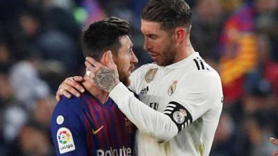 Sergio Ramos to leave Real Madrid next season