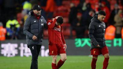 [VIDEO] Liverpool beaten, but not out