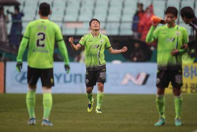 K-League finally kick off next month, after no more death in South Korea