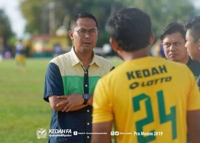 Penyokong Kedah kurang berpuas hati dengan perang mulut tiga penjuru