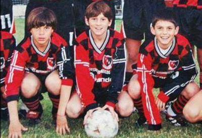 [VIDEO] Watch Lionel Messi plays football when he is still 12 years old
