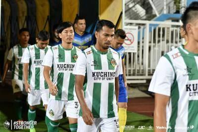 Kuching FA potong 5 peratus gaji pemain