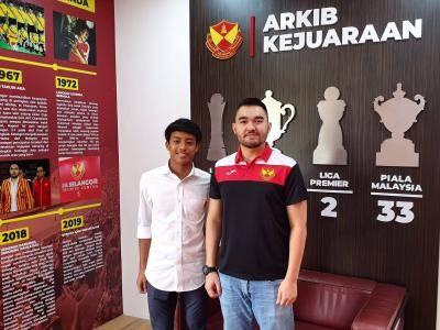Luqman Hakim Shamsudin dedah sebab sertai Selangor II