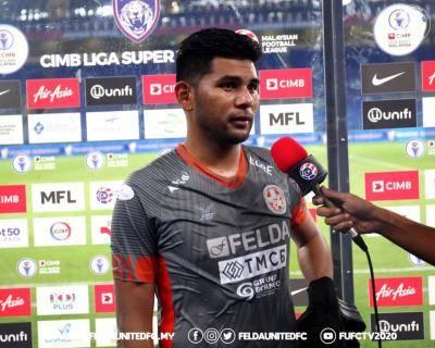 Sepanjang Liga Malaysia ditunda, penjaga gol ini belajar berniaga