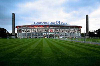 Eintracht Frankfurt expands partnership with Deutsche Bank