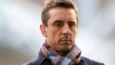 Gary Neville mengenai harapan gelaran Liga Perdana Inggeris Man United