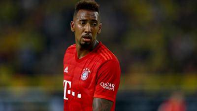 Jerome Boateng fined after leaving Munich without permission