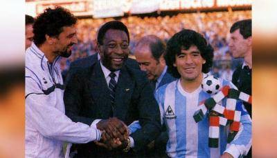 [VIDEO] Diego Maradona's Argentina kit in 1987 sold for 55,000 euros to fight COVID-19