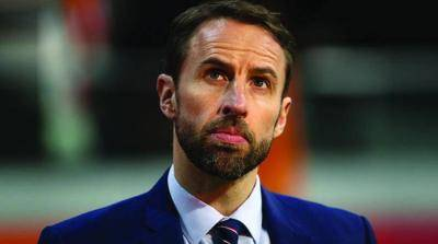 England manager Gareth Southgate cut 30% of his salaries