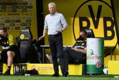 [VIDEO] Lucien Favre will not be sacked despite Bayern loss