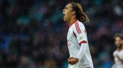[VIDEO] Yussuf Poulsen: It's good to be back, Bundesliga