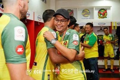 Asmirul Anuar Aris letak jawatan setiausaha kehormat Kedah FA