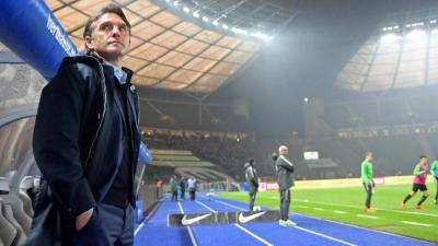 [VIDEO] Bruno Labbadia, the man who became Hertha Berlin manager during COVID-19 crisis