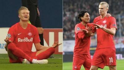 Erling Haaland memecahkan rekod Lionel Messi dan Cristiano Ronaldo