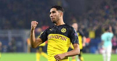 After two-year loan at Dortmund, Achraf Hakimi wants to return to Real Madrid