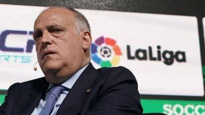 Ketua La Liga Javier Tebas sangat marah dengan kejayaan rayuan larangan Liga Juara-Juara Man City