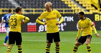 [VIDEO] Julian Brandt, the unsung hero for Dortmund, but underrated by fans